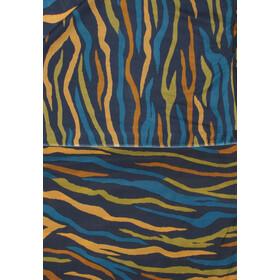 Cocoon TravelSheet Silke, blå/sort